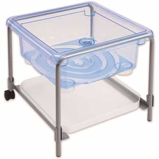 "Fun2 Play 15¾"" Activity Stand With Activity Tray"