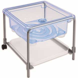 "Fun2 Play 23"" Activity Stand With Activity Tray"