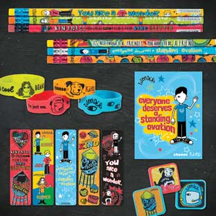 Wonder Choose Kind Anti-Bullying Kit