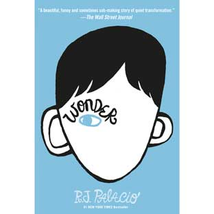 Wonder By R. J. Palacio - 1 hardcover book