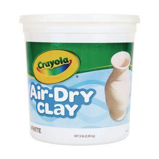 Crayola® Air-Dry Clay - 5 lbs.