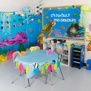 Mega Ocean Classroom Transformation Kit