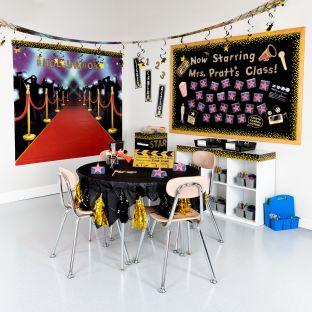 Mega Hollywood Classroom Transformation Kit - multi-item kit