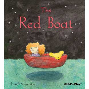 The Red Boat - 1 book