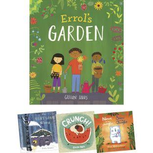 Social-Emotional Book Set For Pre-K–Second Grade – 4 Books