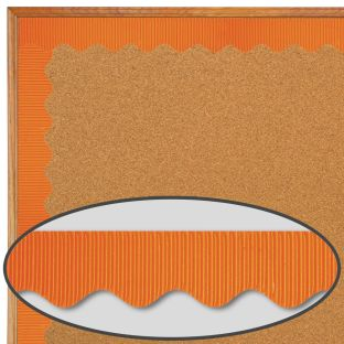 BORDETTE® Orange - 1 roll of trim