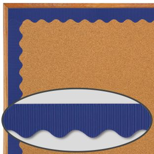 BORDETTE® Royal Blue - 1 roll of trim