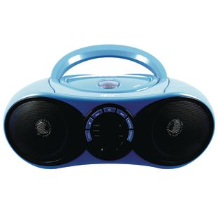 HamiltonBuhl AudioMVP Boombox CD/FM Media Player with Bluetooth Receiver