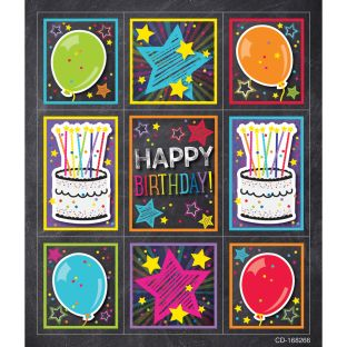 Twinkle Twinkle Youre A Star Birthday Prize Pack Stickers