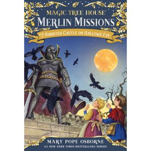 Magic Tree House Merlin Mission Book 2: Haunted Castle On Hallows Eve - 1 book