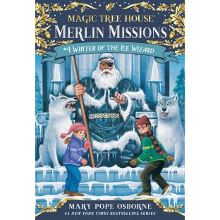 Magic Tree House Merlin Mission Book 4: Winter Of The Ice Wizard - 1 book