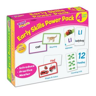 Early Skills Power Pack  Cross-Curricular