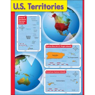 U.S. Territories Learning Chart
