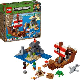 Pirate Ship Adventure - 386 pieces