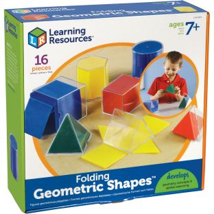 The Original Folding Geometric Shapes