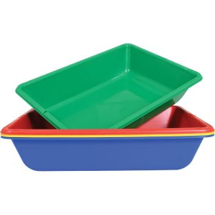 Sand And Water Trays - 4 trays
