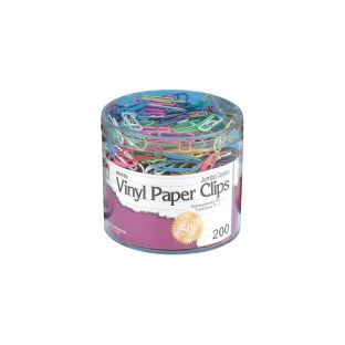 Paper Clips Vinyl Coated