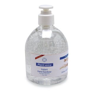 Hand Sanitizer Gel 16.9oz - 1 hand sanitizer