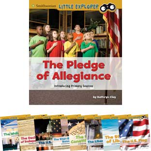 Introducing Primary Sources: U.S. Symbols 9-Book Set