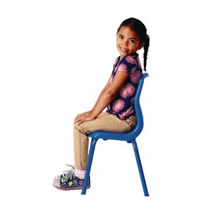"""Angeles® MyPosture™ Chair - 12""""H Blue"""