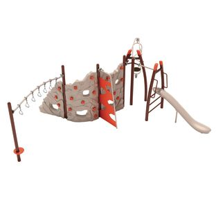 Timms Hill Outdoor Play Structure