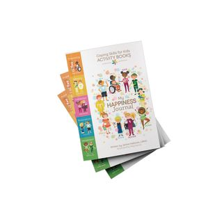 SEL Activities Book: My Happiness Journal