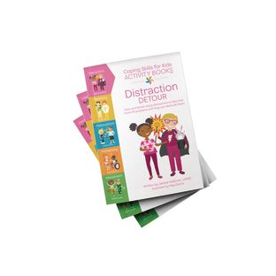 SEL Activities Book: Distraction Detour