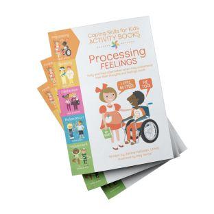 SEL Activities Book: Processing Feelings