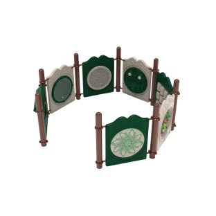 Camp Walden Outdoor Play Structure
