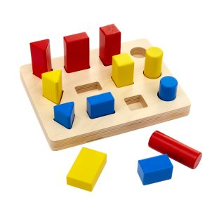 Sort the Figure - Sorting and Early Spatial Awareness Activity