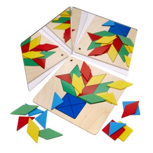 Build the Figures - Shape Recognition and Pattern Building
