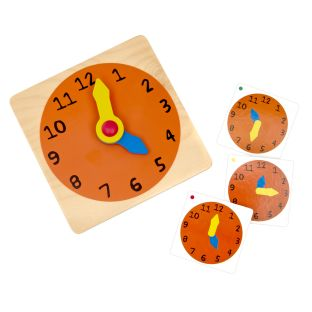 What Time Is It? Telling Time Activity