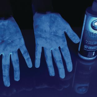 Glitter Bug Lotion - 240 mL