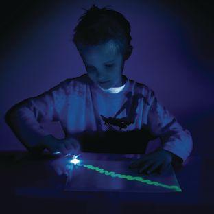 Glow-In-The-Dark Paper