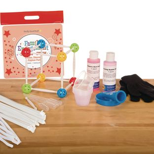 Family Engagement Science/STEM - Wonder, Discover and Explore Pack: Bubblology