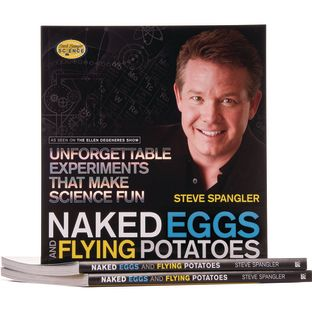 Naked Eggs And Flying Potatoes Book - 1 book