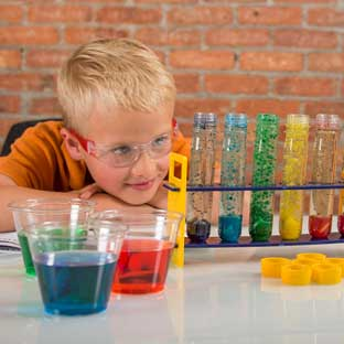 Test Tube Adventures™ Classroom Kit