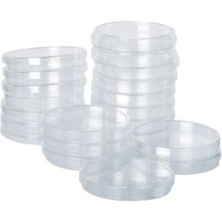 Petri Dishes, 3½A  - Set Of 20