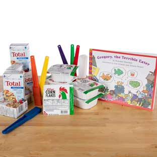StoryTime Science™ - Gregory The Terrible Eater Book And Kit By Steve Spangler Science™ - 1 multi-item kit