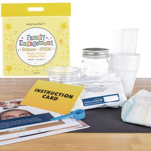 Family Engagement Science/STEM - Wonder, Discover and Explore Pack: Water Magic
