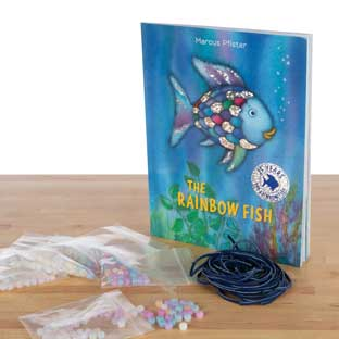 StoryTime Science™ - Rainbow Fish Book And Kit By Steve Spangler Science™