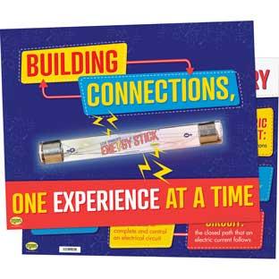 Energy Stick® Poster