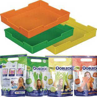 Oobleck Classroom Kit