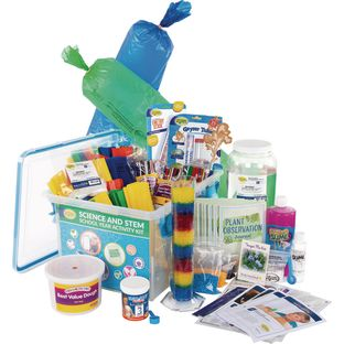 Science And STEM School Year Activity Kit - 1 multi-item kit