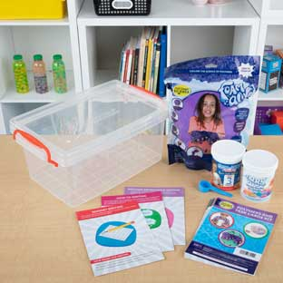 Polymers And Task Cards Kit - 1 multi-item kit