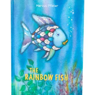 The Rainbow Fish - 1 book