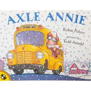 Axle Annie - 1 book