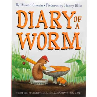 Diary Of A Worm - 1 book