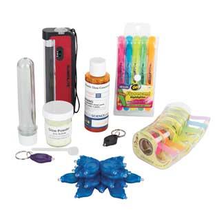 Deluxe Glow Kit - 1 multi-item kit