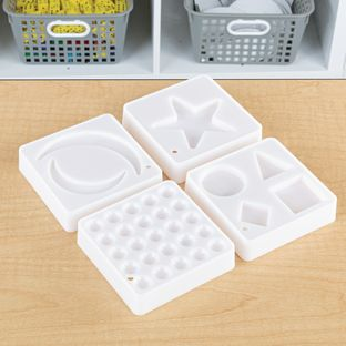 Shape Gel Mold Set  Shapes